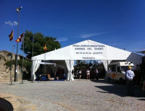 Feria Agroalimentaria Arribes del Duero-Trabanca 2011